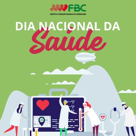 Dia nacional da Saúde - FBC