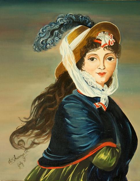 Un Jeune Femme