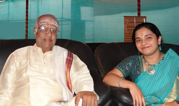Padma Bhushan Shri. P. S. Narayanswamy