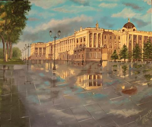 Palacio de Real, Madrid