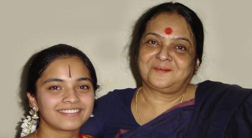 Sangeetha Kala Sagaram Smt. Vegavahini Vijayaraghavan