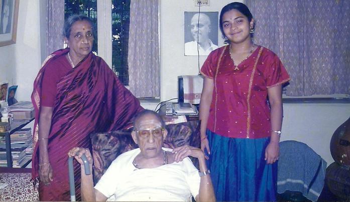 Sangeetha Kalanidhi Semmangudi Srinivasa Iyer