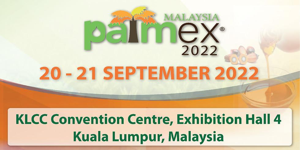 PALMEX Malaysia 2022
