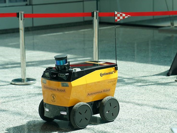 Robots to Deliver Food in Jurong East as Part of Trial Involving New NTU Laboratory