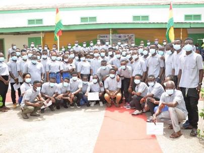 Organization Trains Youth in Oil Palm Entrepreneurship