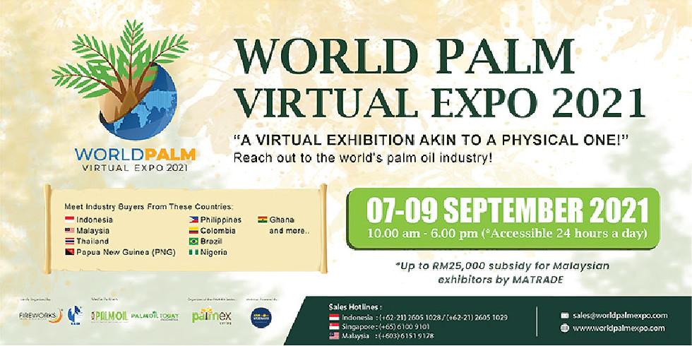 World Palm Virtual Expo 2021