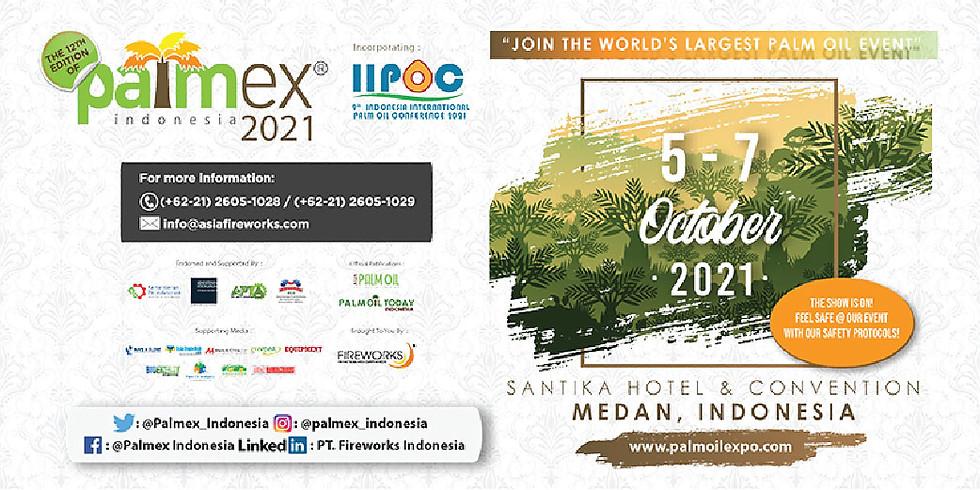 PALMEX Indonesia 2021