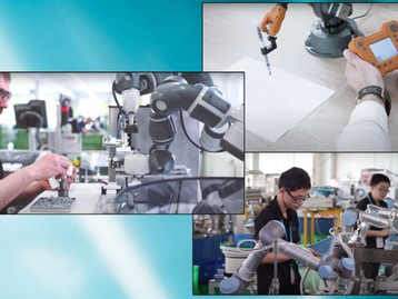 Collaborative Robotics Are Central to Successful Industry 4.0 Strategies