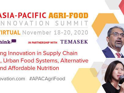 Accelerating Innovation in Supply Chain Resilience, Urban Food Systems, Alternative Proteins