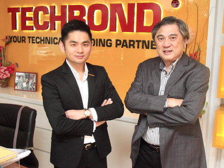 Techbond Collaborates with MPOB to Develop a Palm Oil-Based Industrial Adhesives