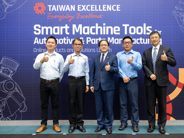 Taiwanese Smart Manufacturing, Driving the Automotive Industry
