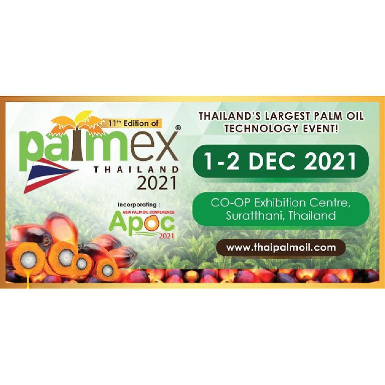 PALMEX Thailand 2021