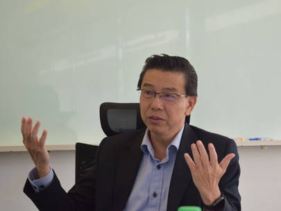 An Interview with Mr. Heon Chee Shyong, the CEO of Aluminium Company of Malaysia Sdn. Bhd. (ALCOM).