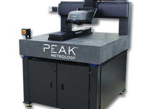 Aerotech Launches Peak Metrology