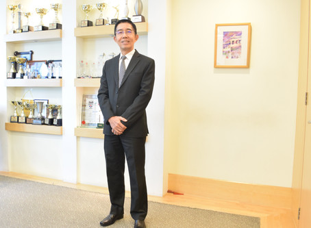 An Interview with Mr. Tiong Khe Hock, the Managing Director of Omron Electronics Sdn. Bhd