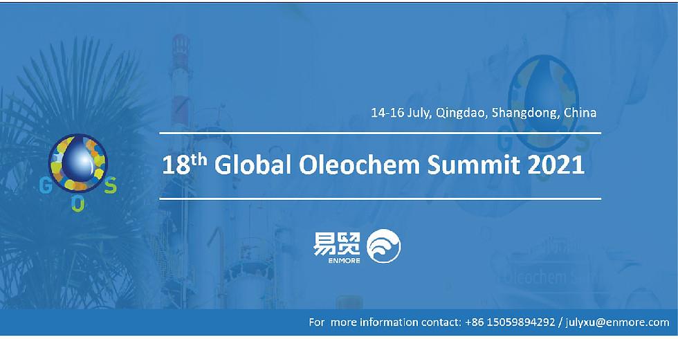 18th Global Olochem Summit (GOS) 2021