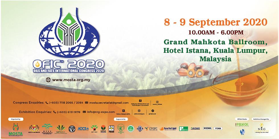 Oils & Fats International Congress 2020