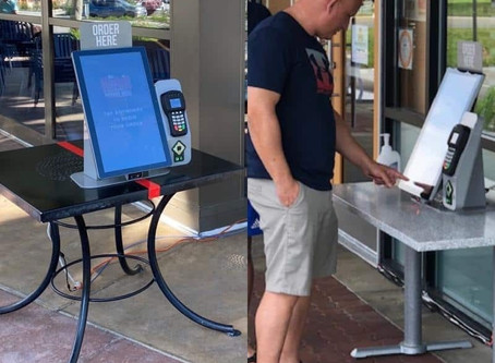 Restaurants Lean on Digital Ordering Systems to Push Through the Pandemic