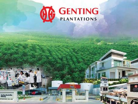Laba Kuartal Pertama Genting Plantations Melonjak Lebih Dari Dua Kali Lipat Menjadi RM 91.3 Juta