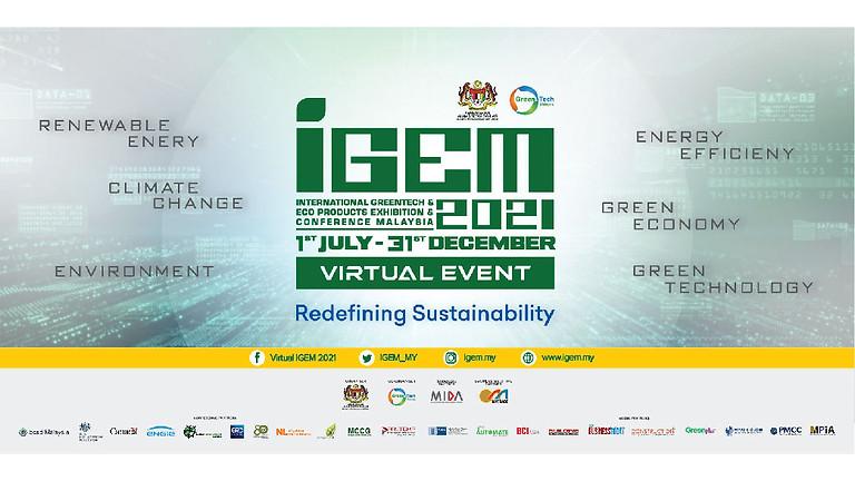 IGEM 2021 Virtual Event