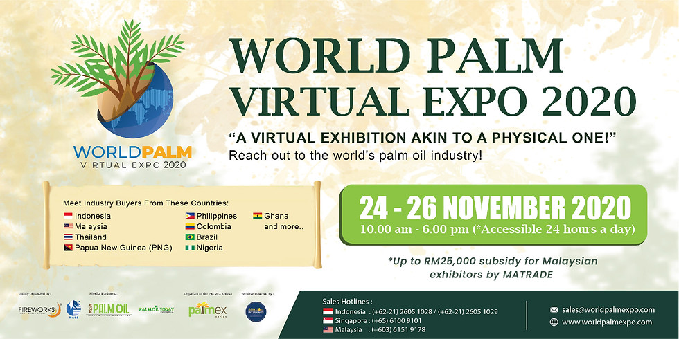 World Palm Virtual Expo 2020