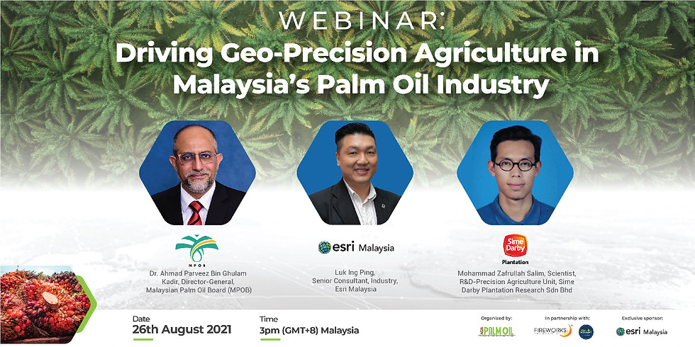 Driving Geo-Precision Agriculture in Malaysia's Palm Oil Industry