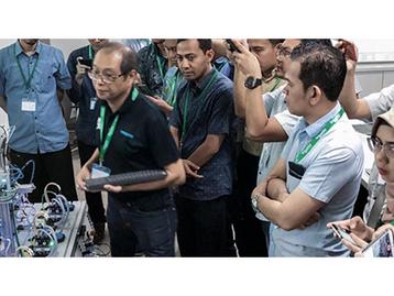 Festo Drives Digital Transformation of Indonesian Industry