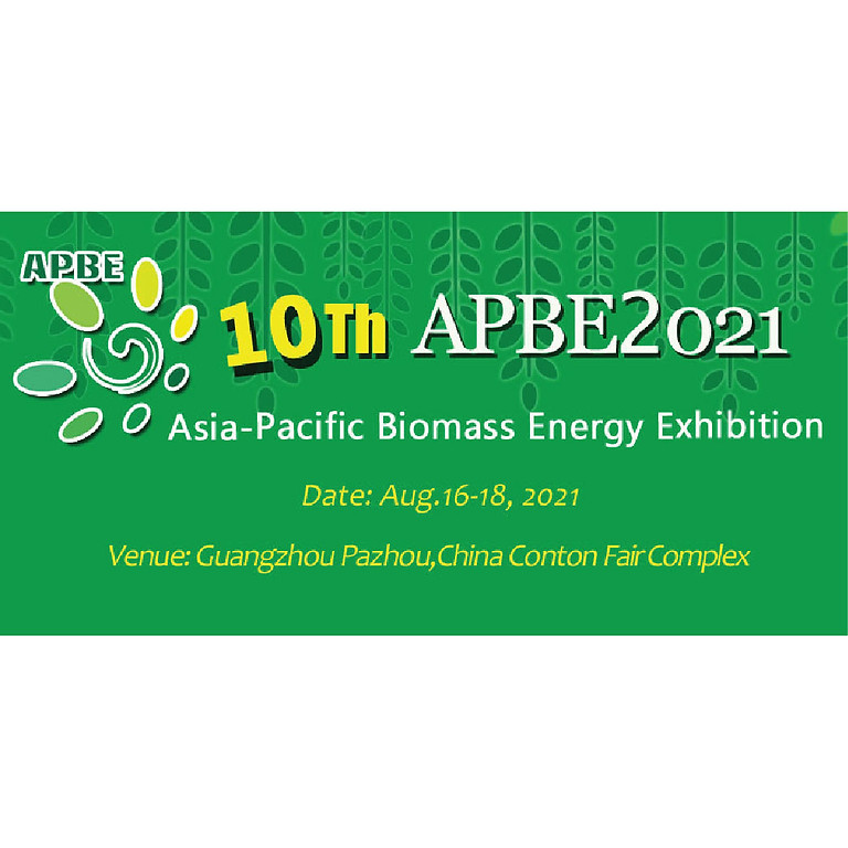 The 10th Asia-Pacific Biomass Energy Exhibition (APBE2021)