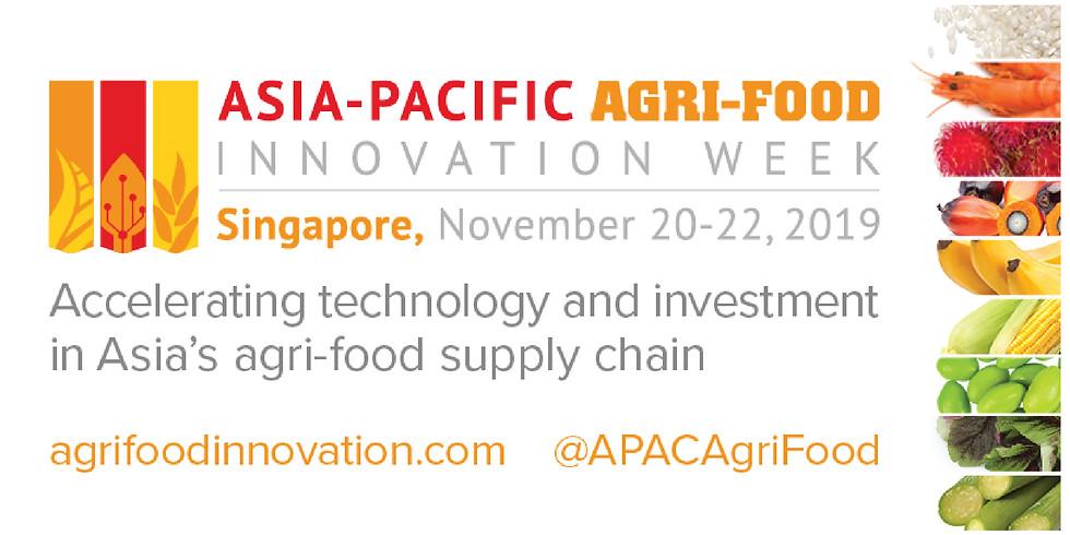 Asia-Pacific Agri-Food Innovation Week