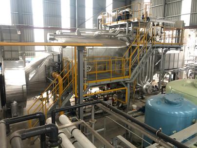Cogen Application for  Palm Oil Refinery