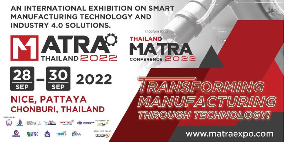 MANUFACTURING TRANSFORMATION (MATRA) THAILAND 2022