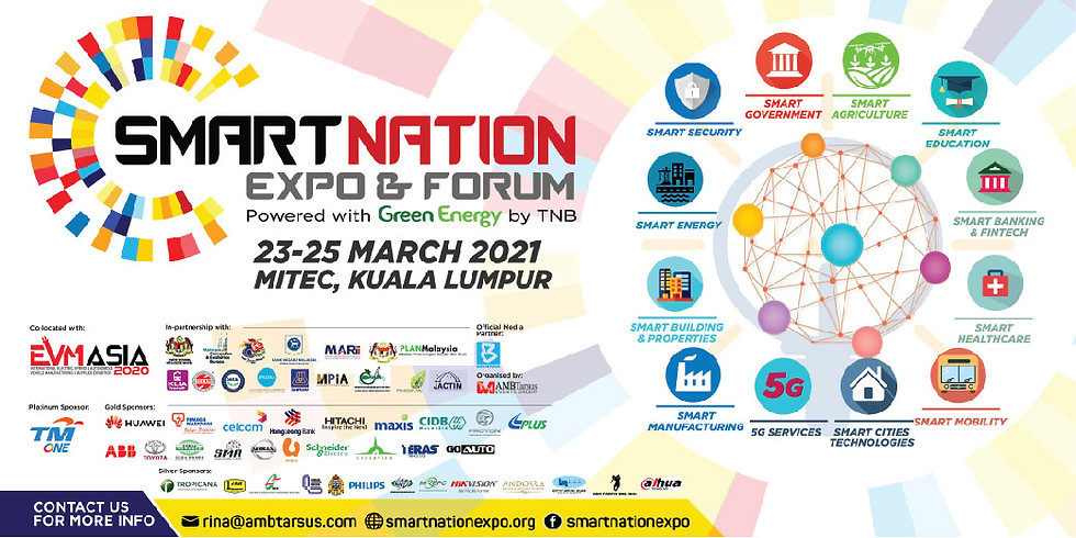 Smart Nation Expo & Forum