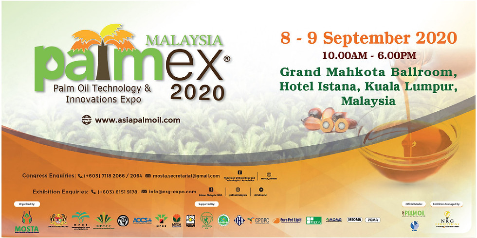 PALMEX MALAYSIA 2020