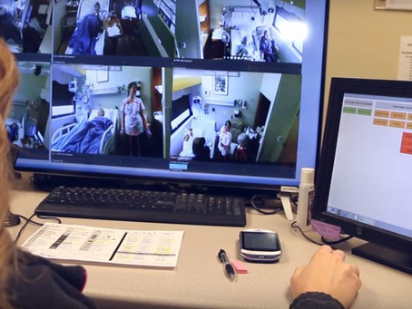 Telehealth Provides Valuable Link for Multi-patient Care and Isolation Hardships