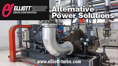 Elliott Group_Alternative Power Solution
