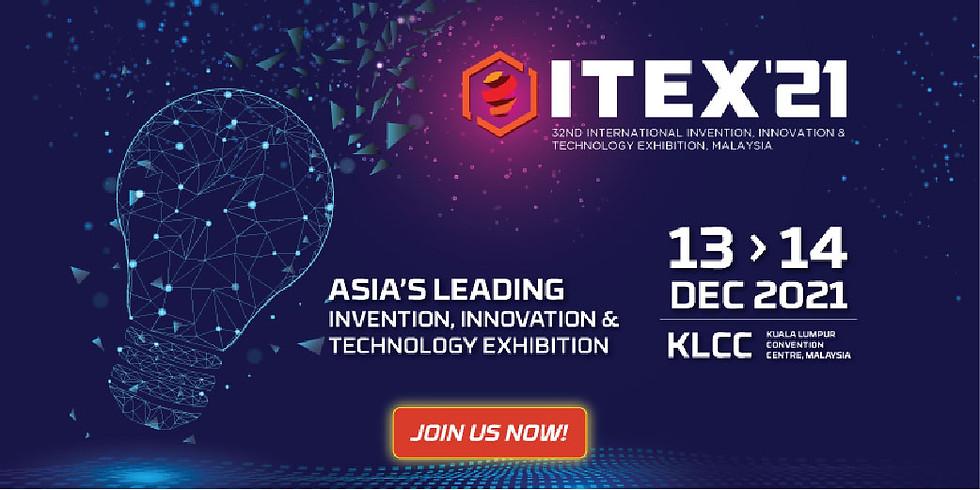 International Invention, Innovation & Technology Exhibition (ITEX) 2021