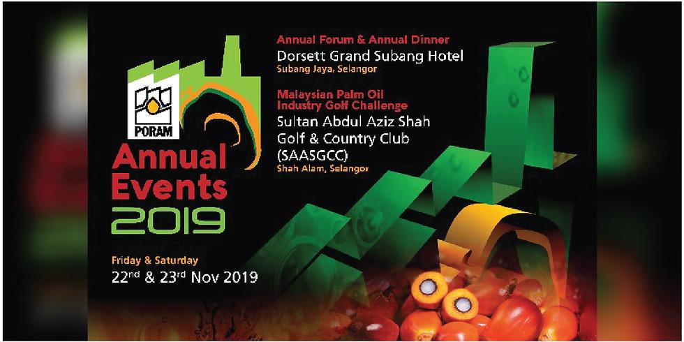 PORAM ANNUAL EVENT 2019