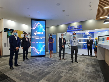IBM, Samsung, M1 Unveil 5G Industry 4.0 Studio