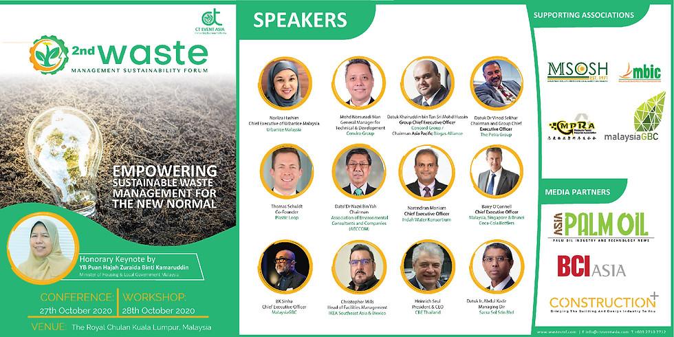2nd Annual Waste Management Forum