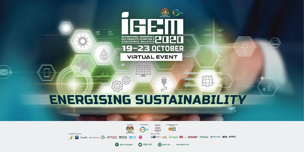 IGEM 2020 Virtual Event