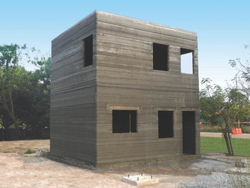 L&T Construction Makes India's First 3D Printed Two-Storey Building