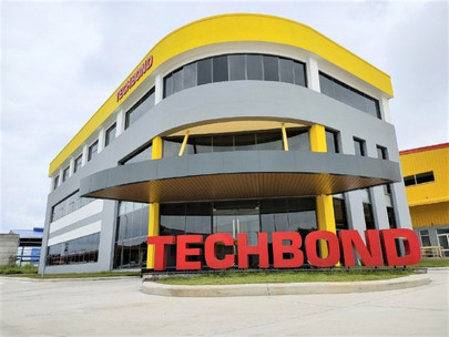 Techbond's New Upstream Polymerization Plant in Vietnam Commenced Operation