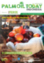 Palm Oil Today Indonesia Cover - Edition