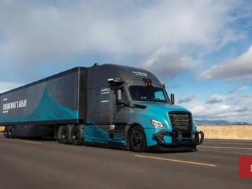 Daimler's Torc Robotics Picks Amazon as Cloud Provider for Self-Driving Trucks