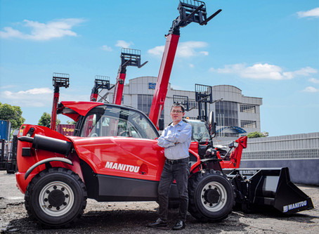 An Interview with Mr. Kang Han Fei,Managing Director of Manitou Malaysia Sdn. Bhd.