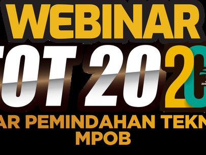 MPOB To Organise Transfer Technology Webinar 2020 Next Month