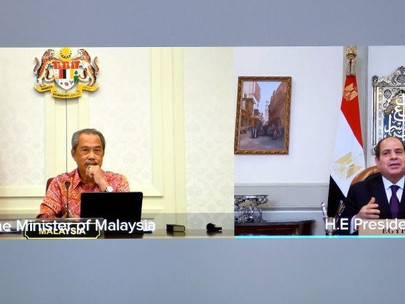 PM Urges Egypt to Increase Palm Oil Imports from Malaysia