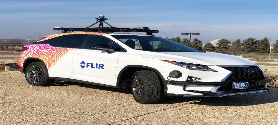 Flir S Thermal Sensors Are Coming To Self Driving Cars In 2021