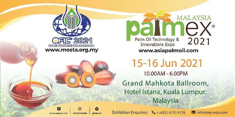 PALMEX Malaysia 2021