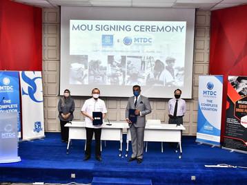 MTDC, SG Akademi Ink MoU to Develop Drone Tech, Talent